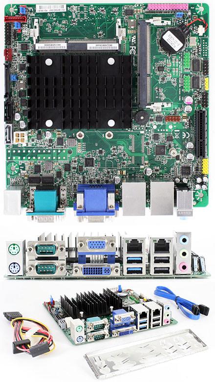 Дънна платка за индустриален компютър