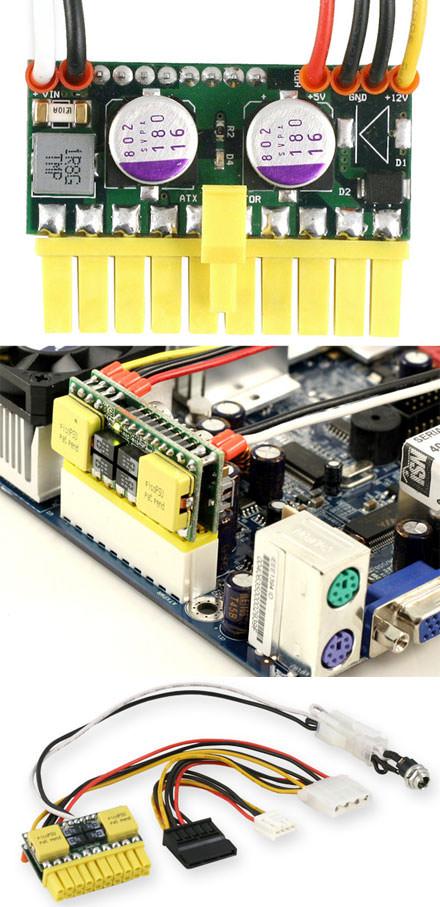 Захранване за индустриален компютър